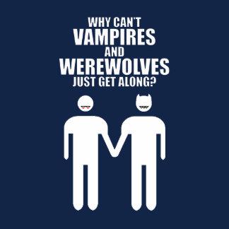 T-shirts vampires