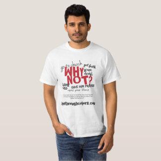 Pourquoi pas T-shirt