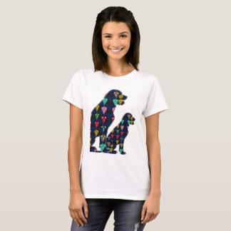 poursuivez les animaux d'amants d'animal familier t-shirt