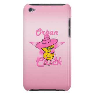 Poussin #8 d'organe coque iPod touch