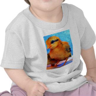 Poussin-Un-Dee-Lumière de Pâques T-shirt