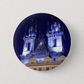 Prague Badge Rond 5 Cm