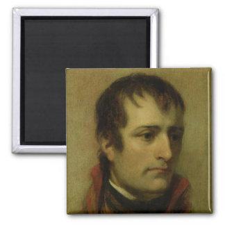 Premier consul de Napoleon Bonaparte, 1802 Magnet Carré