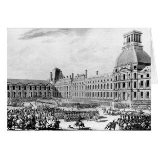 Premier consul de Napoleon Bonaparte Carte