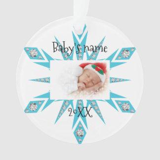 Premier Noël du bébé