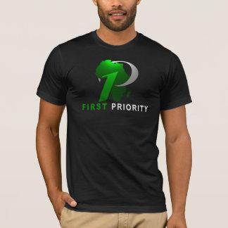 Première priorité Afrique T-shirt