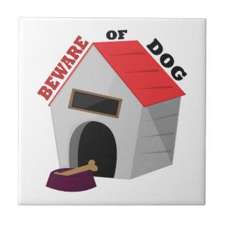 Prenez garde du chien carreau