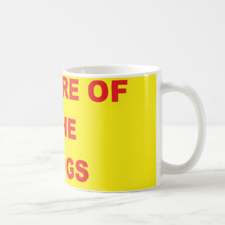 """""""Prenez garde tasse de café de chiens"""""""