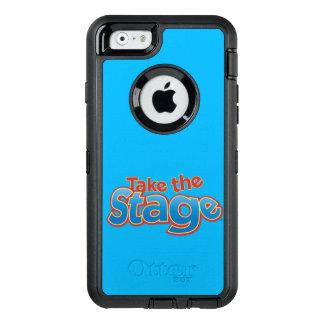 Prenez le défenseur de l'iPhone 6/6s d'OtterBox Coque OtterBox iPhone 6/6s