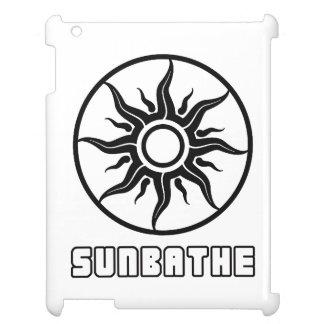 Prenez un bain de soleil l'iPad, air d'iPad, mini Coque Pour iPad