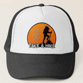 Prenez un casquette de hausse - choisissez la