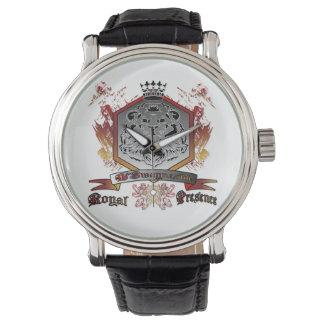 Présence royale (remplaçant) montres bracelet