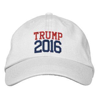 Président 2016 de Donald Trump Casquette De Baseball Brodée