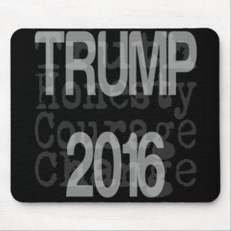 Président 2016 de Donald Trump Tapis De Souris