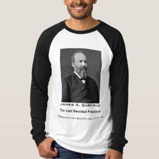 Président barbu t-shirt