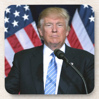 President Donald Trump Bier Onderzetter