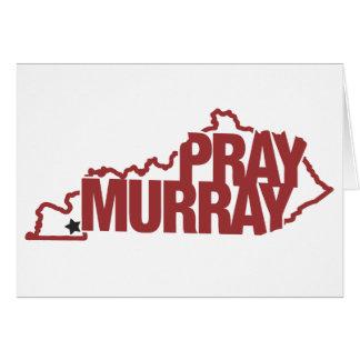 Priez Murray Carte De Vœux