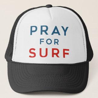 Priez pour le surf casquette
