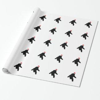 Primat nord-américain non documenté papier cadeau