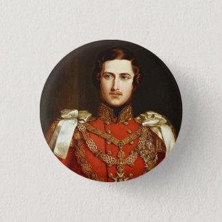 Prince Albert Badge Rond 2,50 Cm