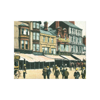 Prince Street, 1900) copies de toile de