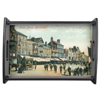 Prince Street, 1900) plateaux de portion de