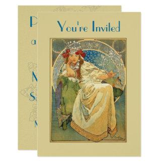 Princesse Bridal Shower Invitation de Nouveau
