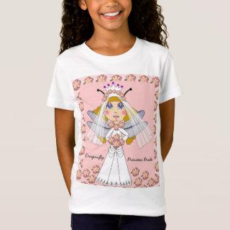 Princesse Bride T-Shirt de libellule