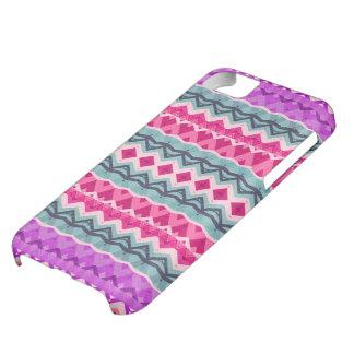 Princesse - cas aztèque rose de l'iPhone 5C Coque iPhone 5C