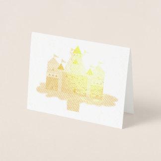 Princesse Castle Foil Card