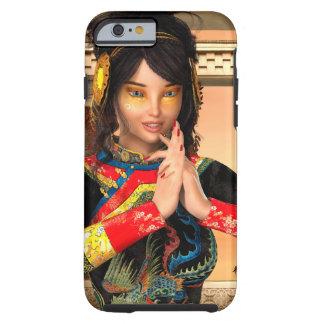 Princesse de la Chine Coque Tough iPhone 6