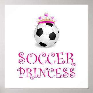Princesse du football