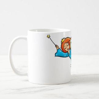 Princesse féerique Magic Wand de vol de clipart Mug