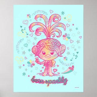 Princesse Poppy 2 des trolls | Poster