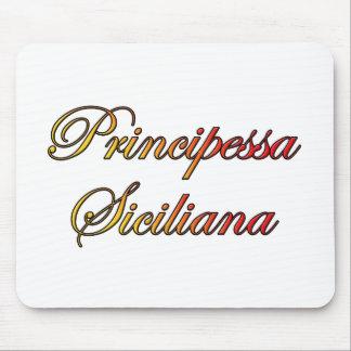 Principessa Siciliana Tapis De Souris