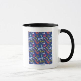 Prisonnier de guerre bleu et rouge ! mug