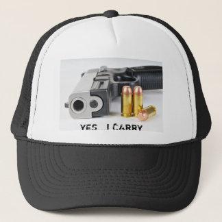 Pro casquette d'armes à feu