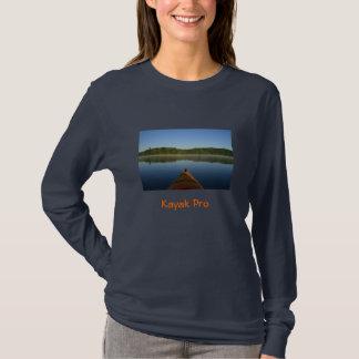 Pro T-shirt de dames de kayak
