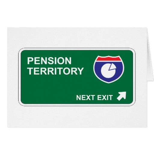 Prochaine sortie de pension carte