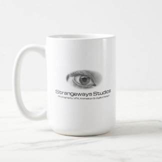 Produits de Strangeways Mug Blanc