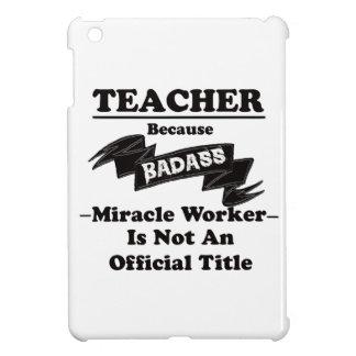 Professeur de Badass Coques iPad Mini