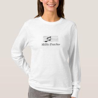 Professeur de musique t-shirt
