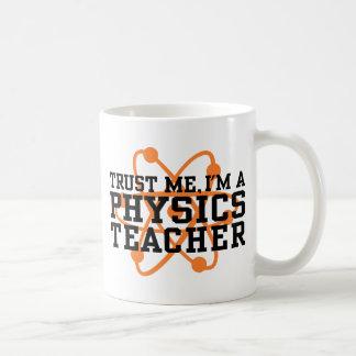 Professeur de physique mug