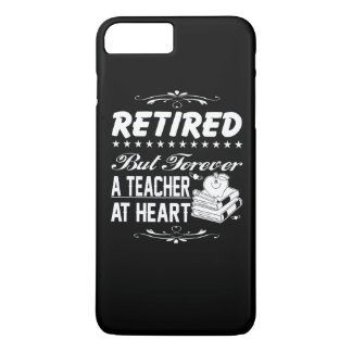 Professeur retraité coque iPhone 7 plus