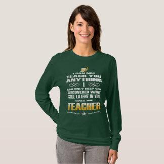 professeur t-shirt