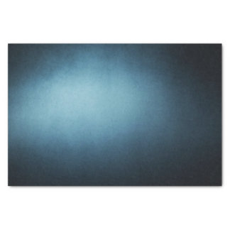 Profond, profondément bleu papier mousseline