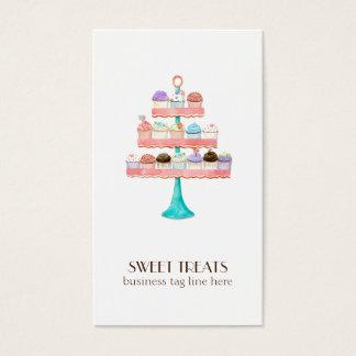 Progiciel de gestion de boulangerie de cuisson de cartes de visite