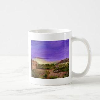 Promenade de désert mug
