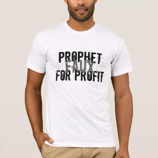 Prophète pour le bénéfice gigaoctet t-shirt