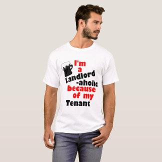 Propriétaire - chemise aholic pour les t-shirt